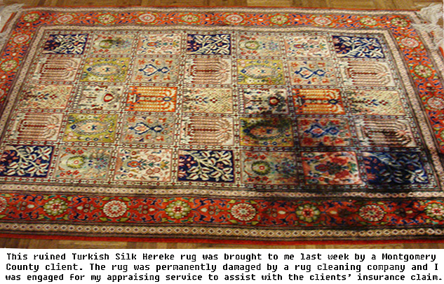 Click now to visit our Rug Washing Page