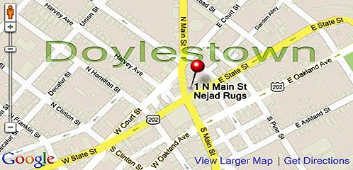 Bucks County Antique Oriental Rugs Doylestown Pa