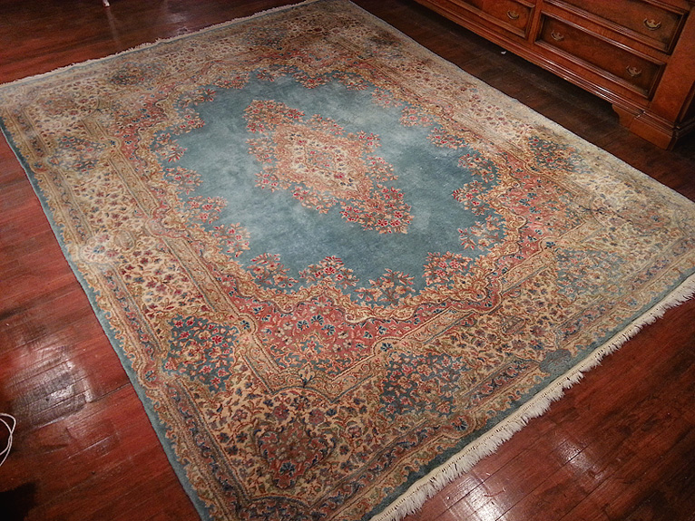 Client travels 93 Miles from New York City to Nejad   Rugs in Doylestown in Search of Fine Oriental Rug