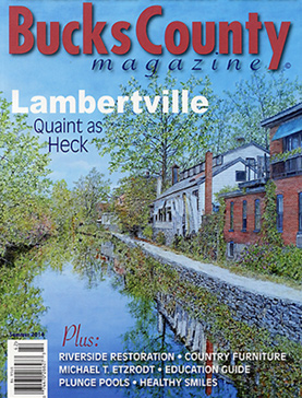 Bucks County Living Magazine