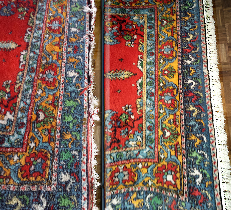 Rug Fringe Repair Rugs Ideas