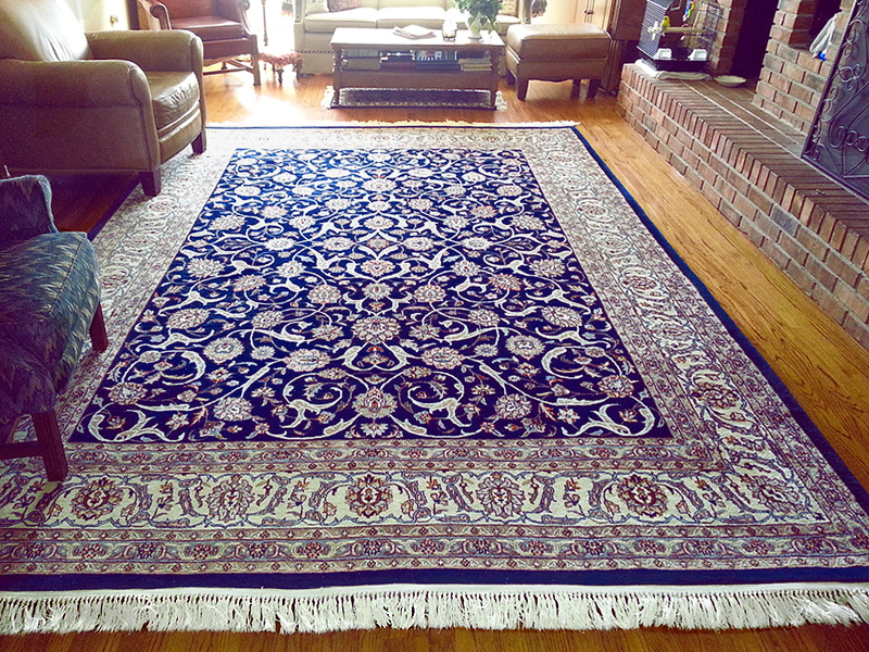 Warrington Bucks County Area Rug Cleaning Repair By Nejad
