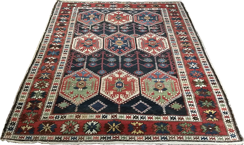 About Caucasian Dagestan Antique Oriental Rugs
