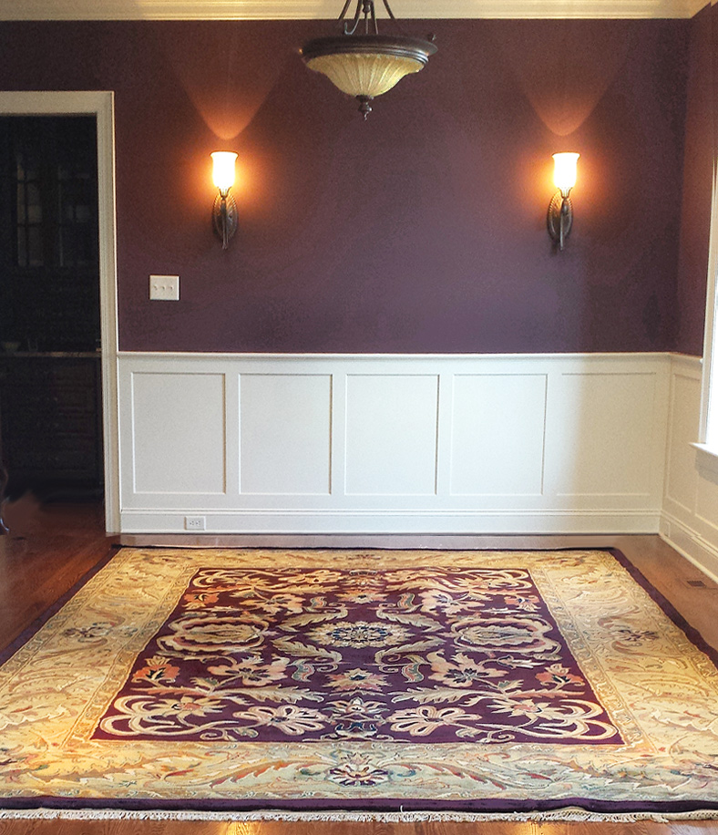 T043 Eggplant/Sage American Home Designer - click Design # below for more info