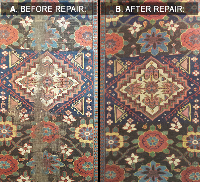 Before : After Repair