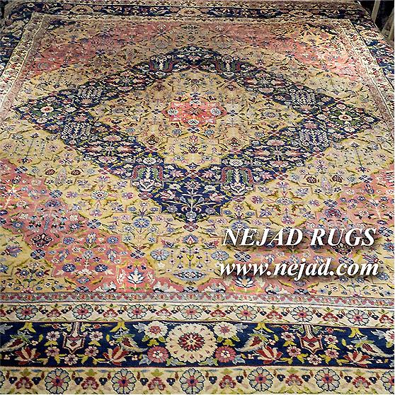 Nejad Exceptional Quality Genuine Persian Antique Rugs
