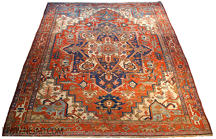Exceptional Quality Genuine Persian Antique Rugs