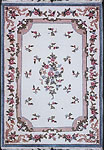 Floral Aubusson Carpet