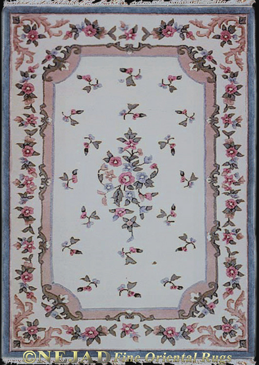 2001IYBL - Nejad French Country Rug  << Click Rug to Go Back