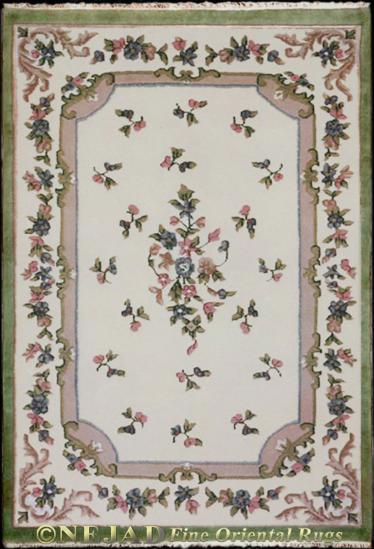 2001IYEM - Nejad French Country Rug  << Click Rug to Go Back