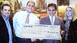 Nejad donates $50,000 to the ORIA Charitable Fund
