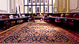 Nejad restores Reading PA City Council antique carpet