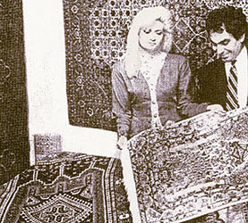 Oriental Rugs Sold to Benefit Earthquake Victims