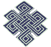 Endless Knot motif