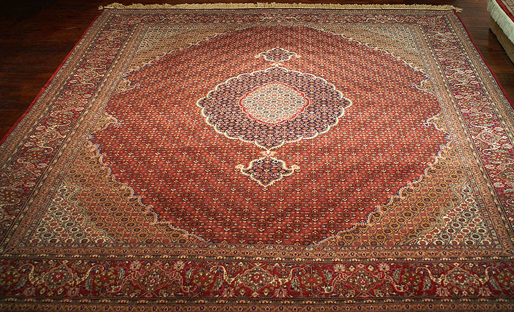 Genuine Persian Tabriz 8 10