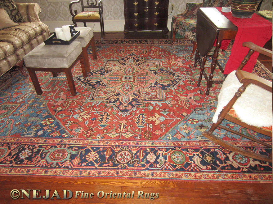 Oversize Mansion Size Rugs In Lengths