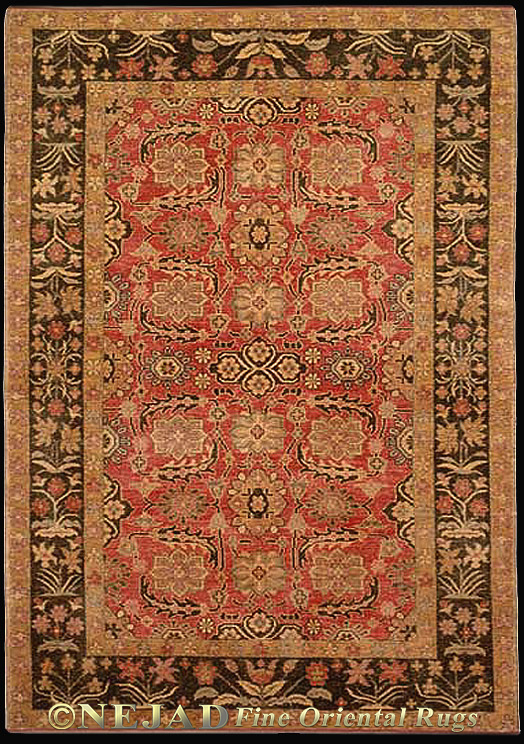 Nejad Antique Mahal Rug  << Click Rug to Go Back