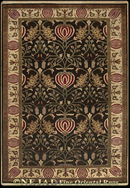 NEJAD RUG MODEL #TO51BKAI  << Click Rug to Go Back