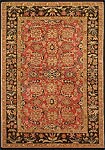 Sino Tufted Tabriz Medallion rug