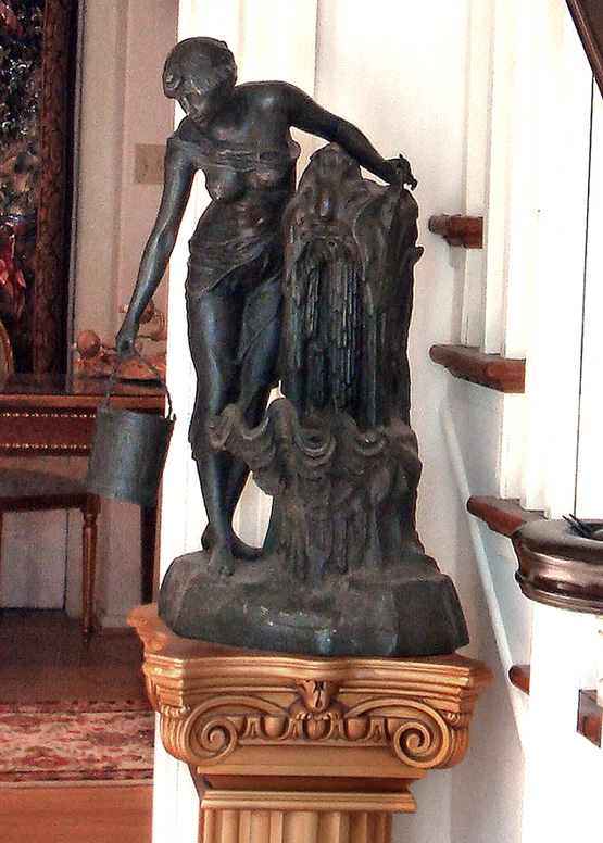 Antique French Sculpture - Foretay