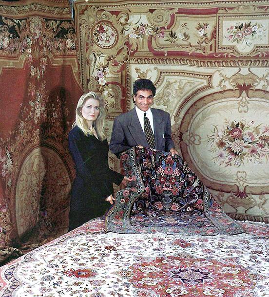 Ali and Theresa Nejad